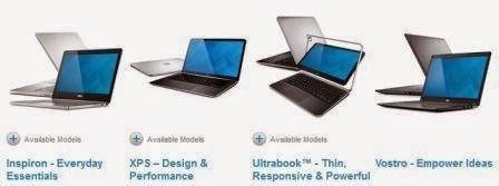 Harga Laptop Dell Terkini dan Terlengkap Oktober 2014