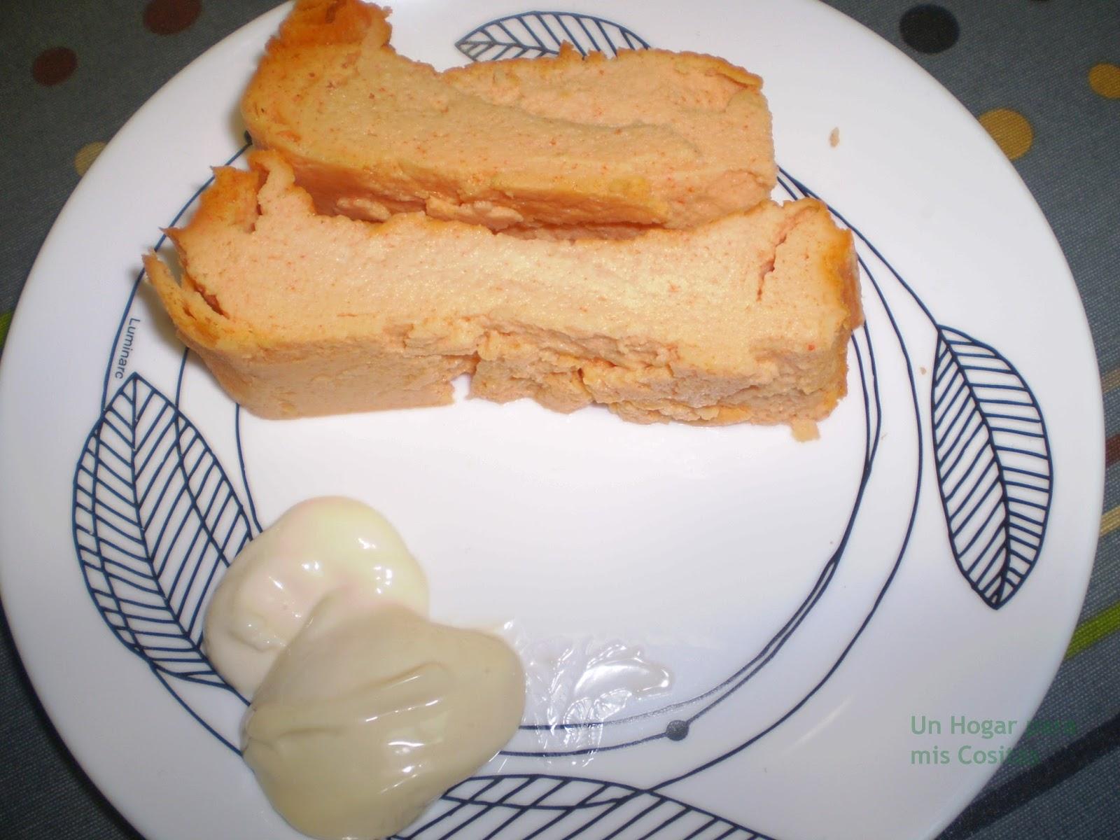 Un hogar para mis cositas pastel de palitos de cangrejo - Bizcocho microondas isasaweis ...
