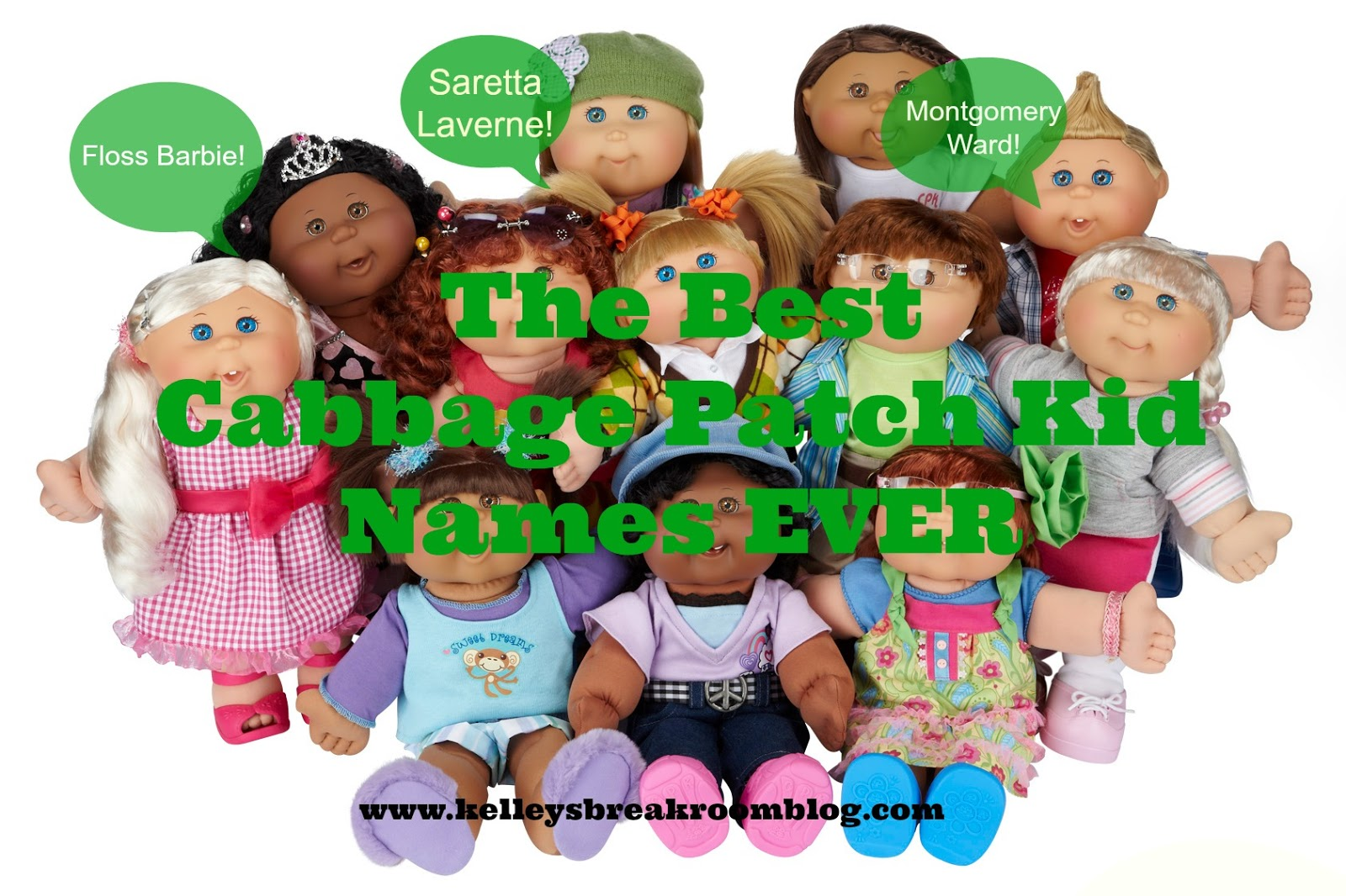 The best cabbage patch kid names ever kelleys break room the best cabbage patch kid names ever aiddatafo Images
