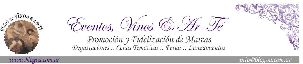 Blog de Vinos y Ar-Té