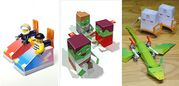 easy how to build a toy robot