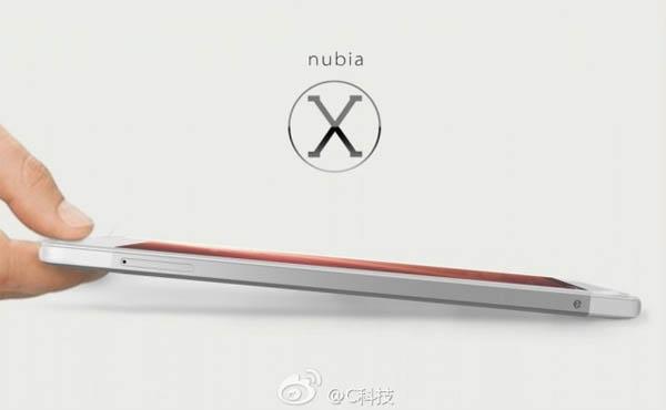 ZTE Siapkan Nubia X6, Phablet Unggulan Barunya