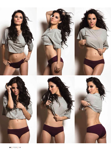 Martha Higareda HQ Pictures Esquire Mexico Magazine Photoshoot February 2014