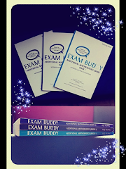 Exam Buddy (A math 3rd Ed) Book 1, 2, 3 (2012 - 2013)