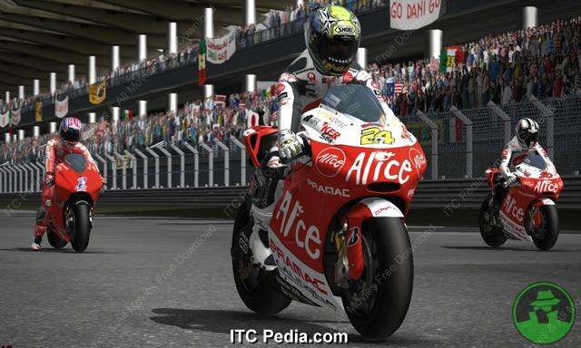 MotoGP 08 EUR PS3 - Googlecus