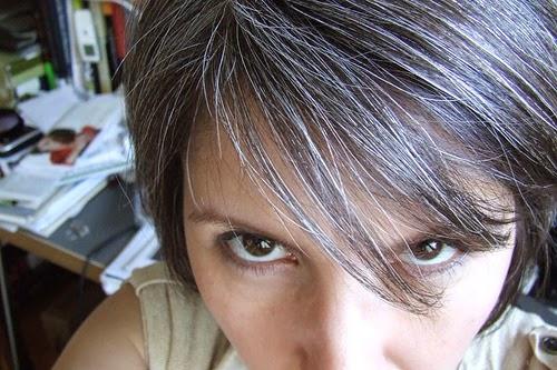 perawatan rambut beruban natural
