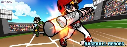 baseball heroes fans page