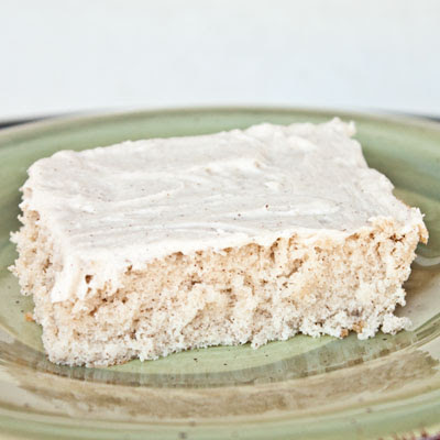 Snickerdoodle Sheet Cake