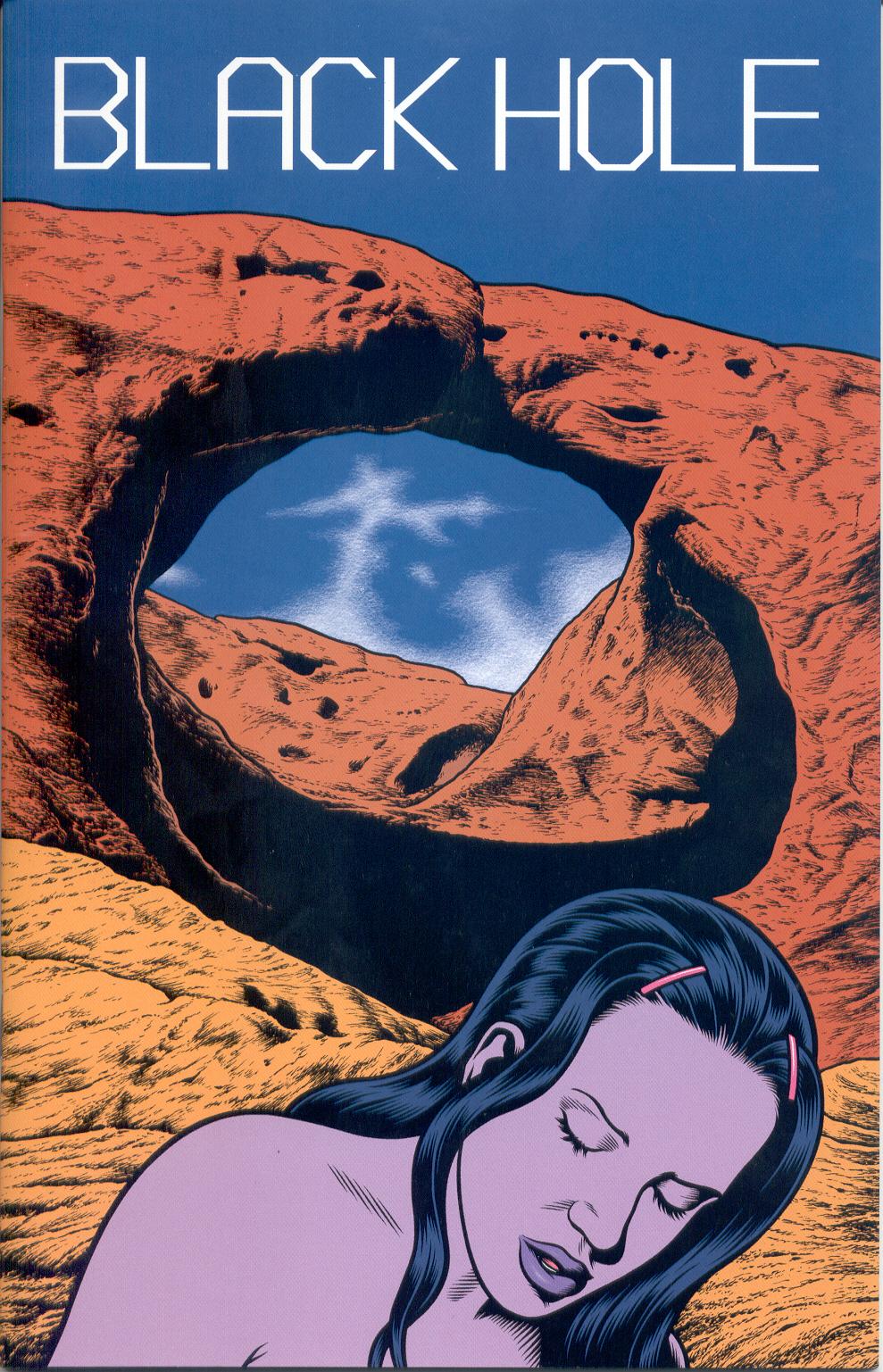 Black Hole 11 Page 1
