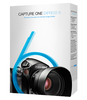 Capture One Express 6