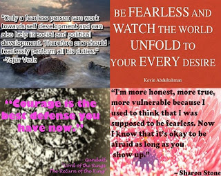 Top Quotes to be Fearless: Quotes to remove fear inside you
