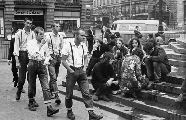 swinging london mods