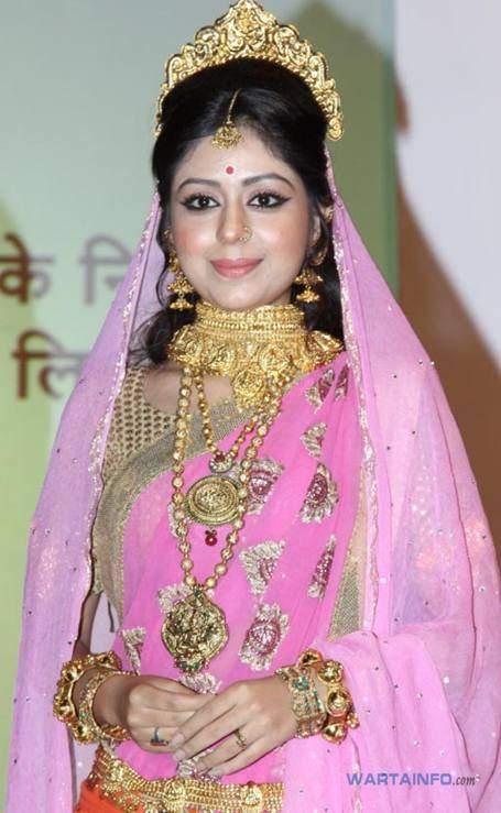 Profil Fotocantik Neha Sargam Artis Pemeran Dewi Sinta di Ramayana ANTV