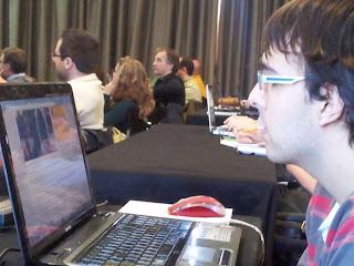 Iñigo Rodriguez-Jalon Novoa  de iMago iMagen sl en el Curso SEM de Google AdWords™ en Madrid