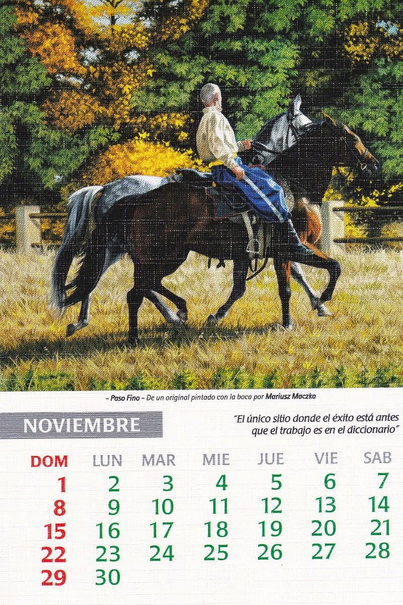 calendario 2015 noviembre