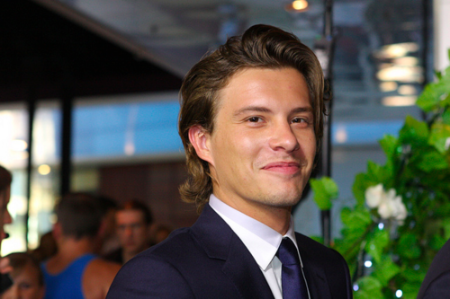 Xavier Samuel Profile  Pictures  Images And WallpapersXavier Samuel Black Hair