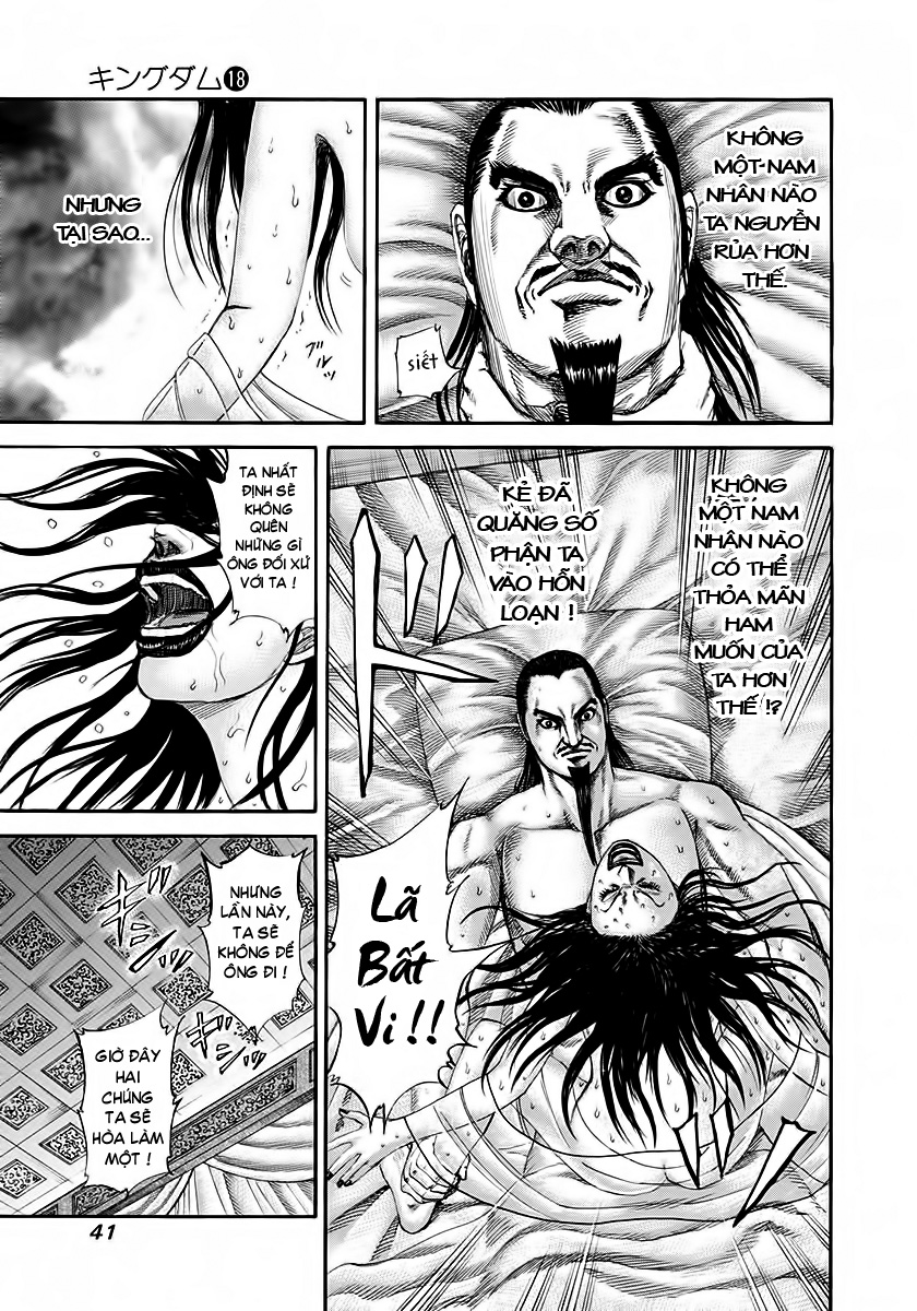 Kingdom - Vương Giả Thiên Hạ Chapter 186 page 18 - IZTruyenTranh.com