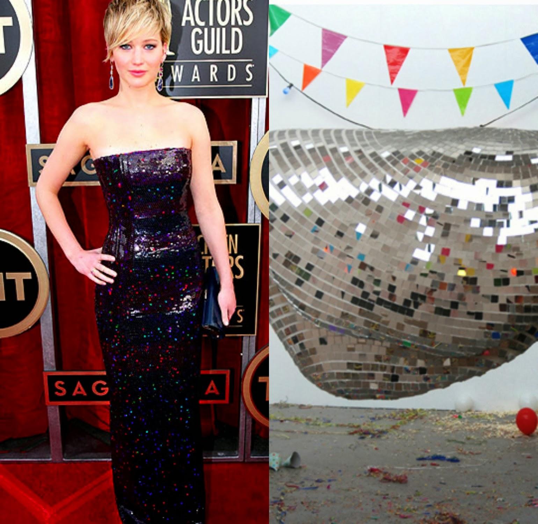 Jennifer Lawrence SAG Awards 2014
