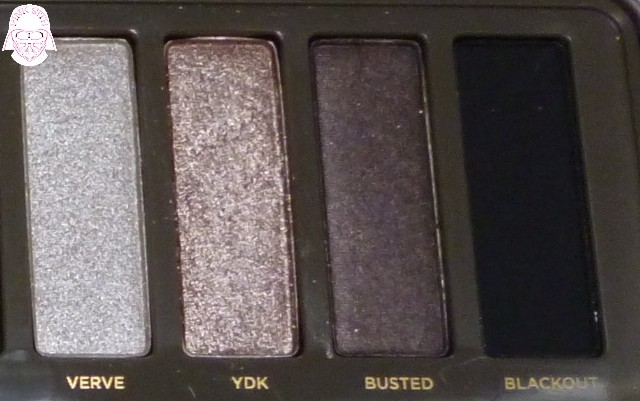Urban Decay Naked 2 Basics Eyeshadow Palette Review