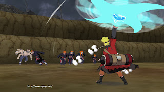 Free Download Games Naruto Shippuden Ultimate Impact PPSSPP ISO Untuk KOmputer Full Version ZGASPC