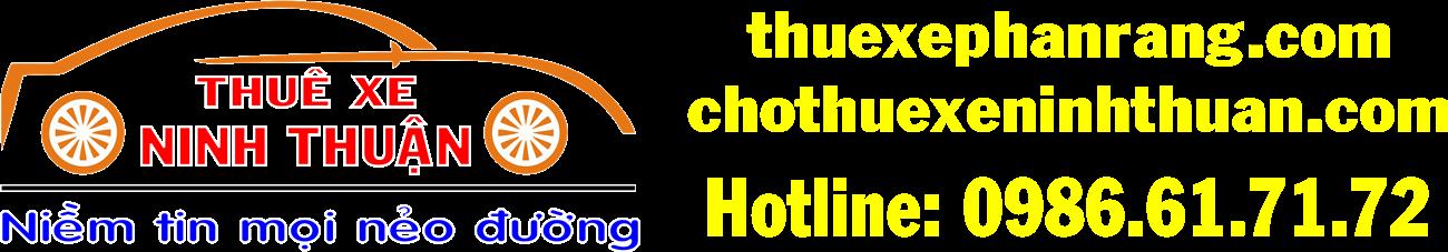 Cho Thuê Xe Du Lịch Phan Rang Ninh Thuận Giá Rẻ - Uy Tín - Chất Lượng