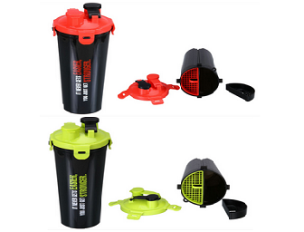 Groupon: Buy Groupon Pre N Post Workout Shaker at Rs.399