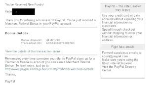 paypal referāļu bonus