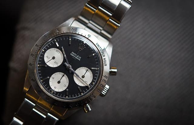 Zegarek męski Rolex Daytona, cena około 44tys. zł