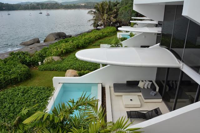 Kata Rocks Phuket villa