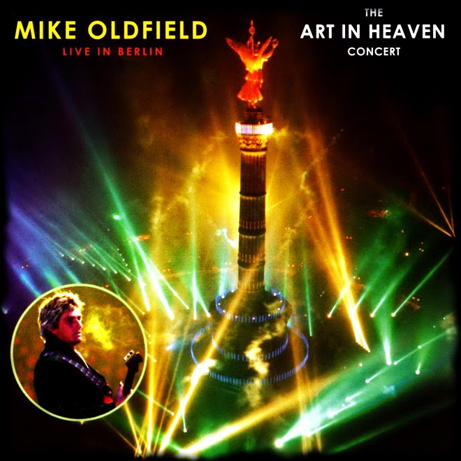 Mike Oldfield - Live Berlin 1999 ... 56 minutos