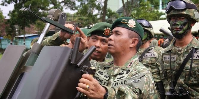 Amankan wilayah udara, Arhanud TNI akan miliki alutsista canggih