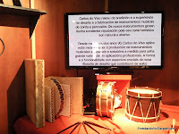 tambores, pandeiros gallegos, artesanía, enredandonogaraxe.com