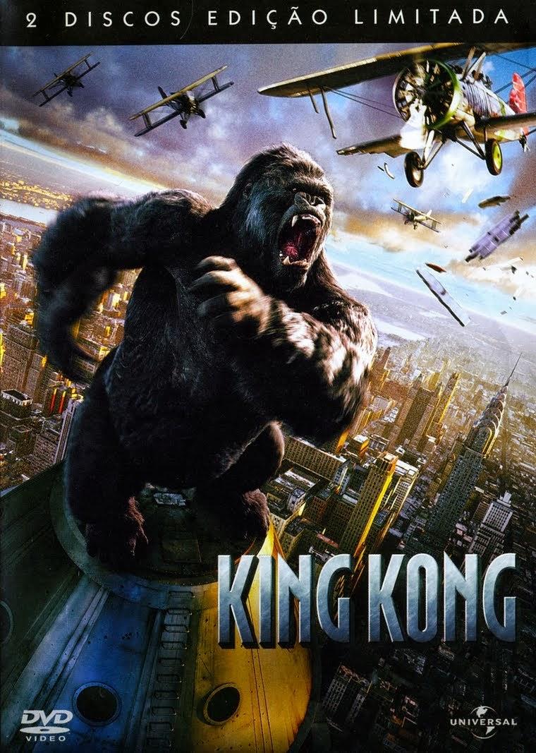 King Kong – Dublado (2005)
