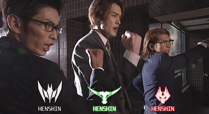 Kamen Rider Ryuki 29 Subtitle Indonesia