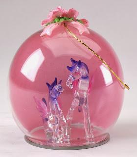 Esferas de Cristal, Ornamentos Arboles de Navidad