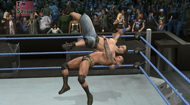 Download WWE Raw Ultimate Impact Game Full Version File