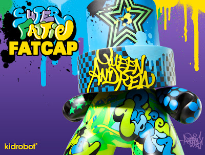 Super Fattie 6&#8221; FatCap by Queen Andrea