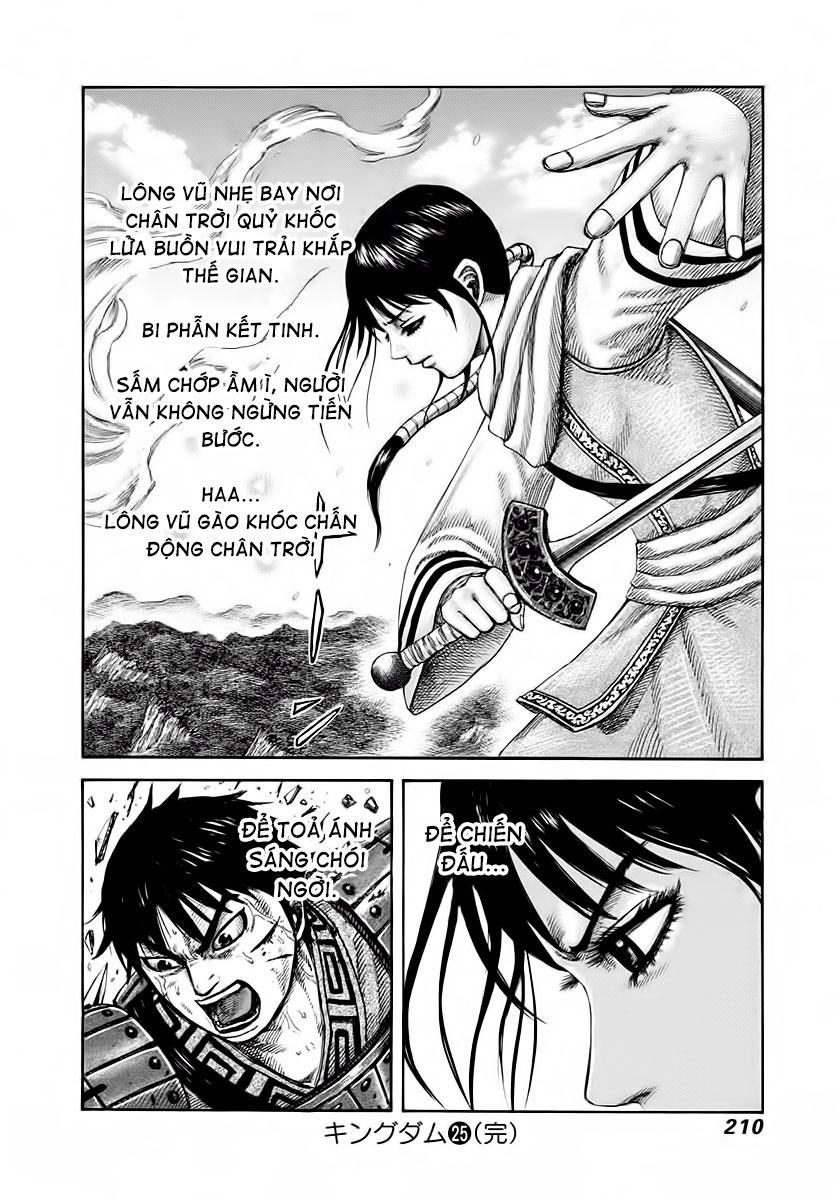 Kingdom - Vương Giả Thiên Hạ Chapter 272 page 16 - IZTruyenTranh.com