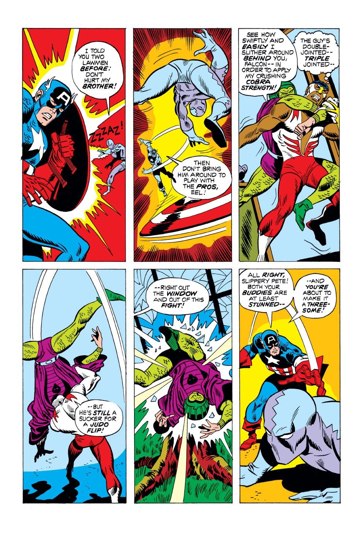 Captain America (1968) Issue #163 #77 - English 9