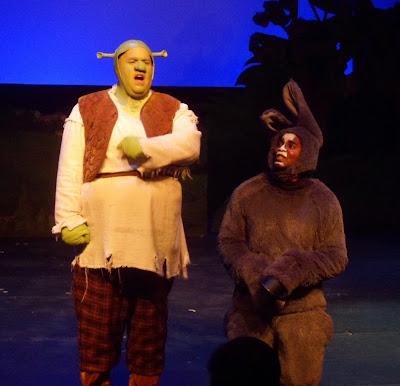 """Shrek"" – DMTC – Rehearsal Photos From Early Tech Week"