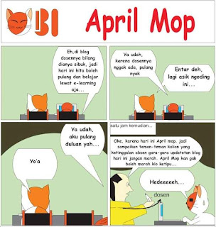 lelucon april mop