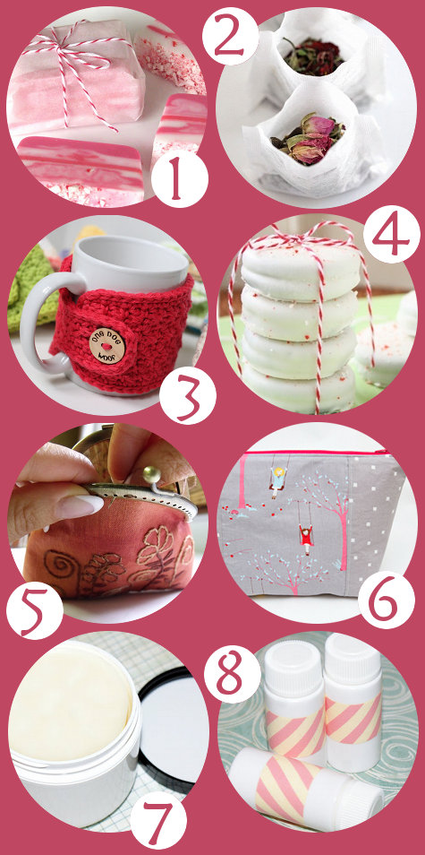 DIY Handmade Stocking Stuffer Gift Ideas - Handmade Stocking Stuffers You Can Make for Christmas Gifts