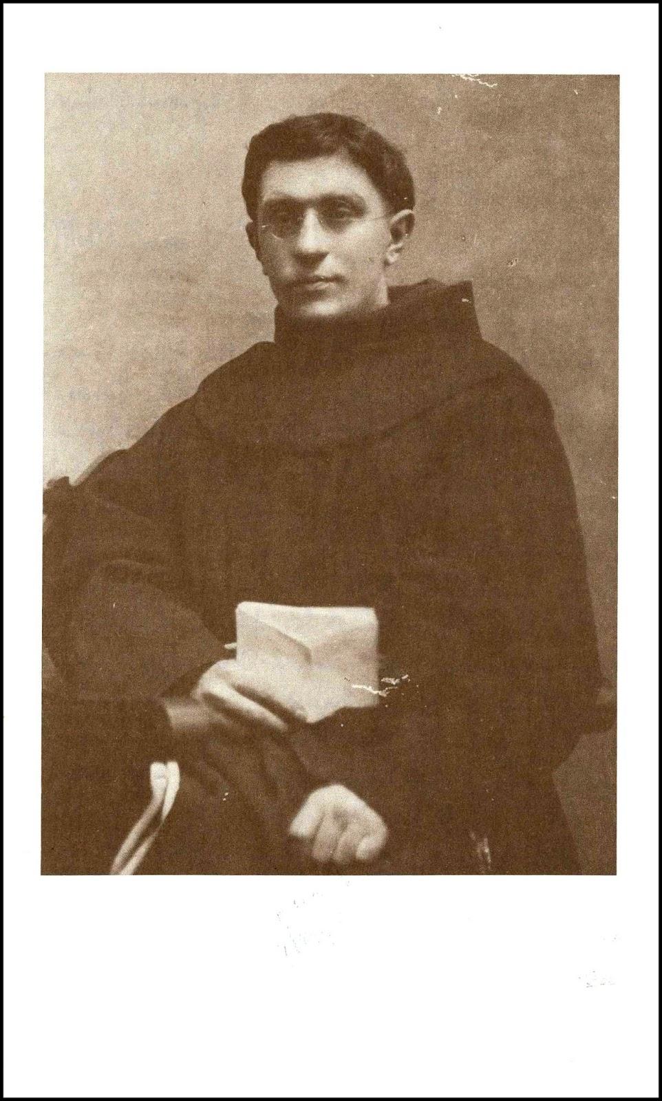 Padre Agostino Gemelli - Santuario di Sant'Antonio a Milano