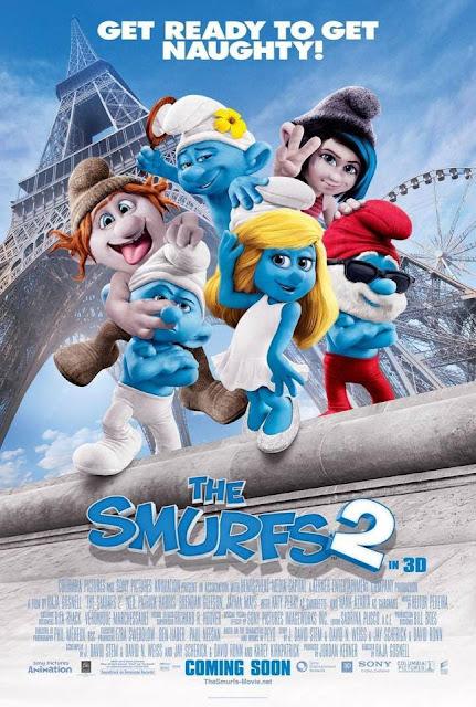 the smurf 2