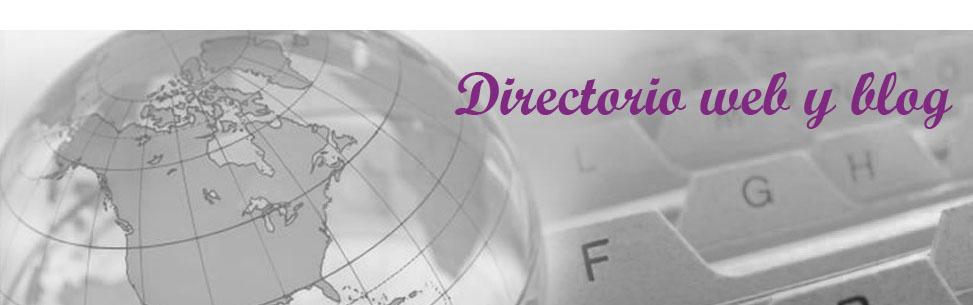 Directorio Blog y Web