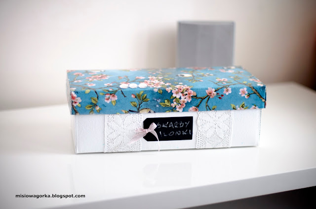 Nowe życie pudełka po butach