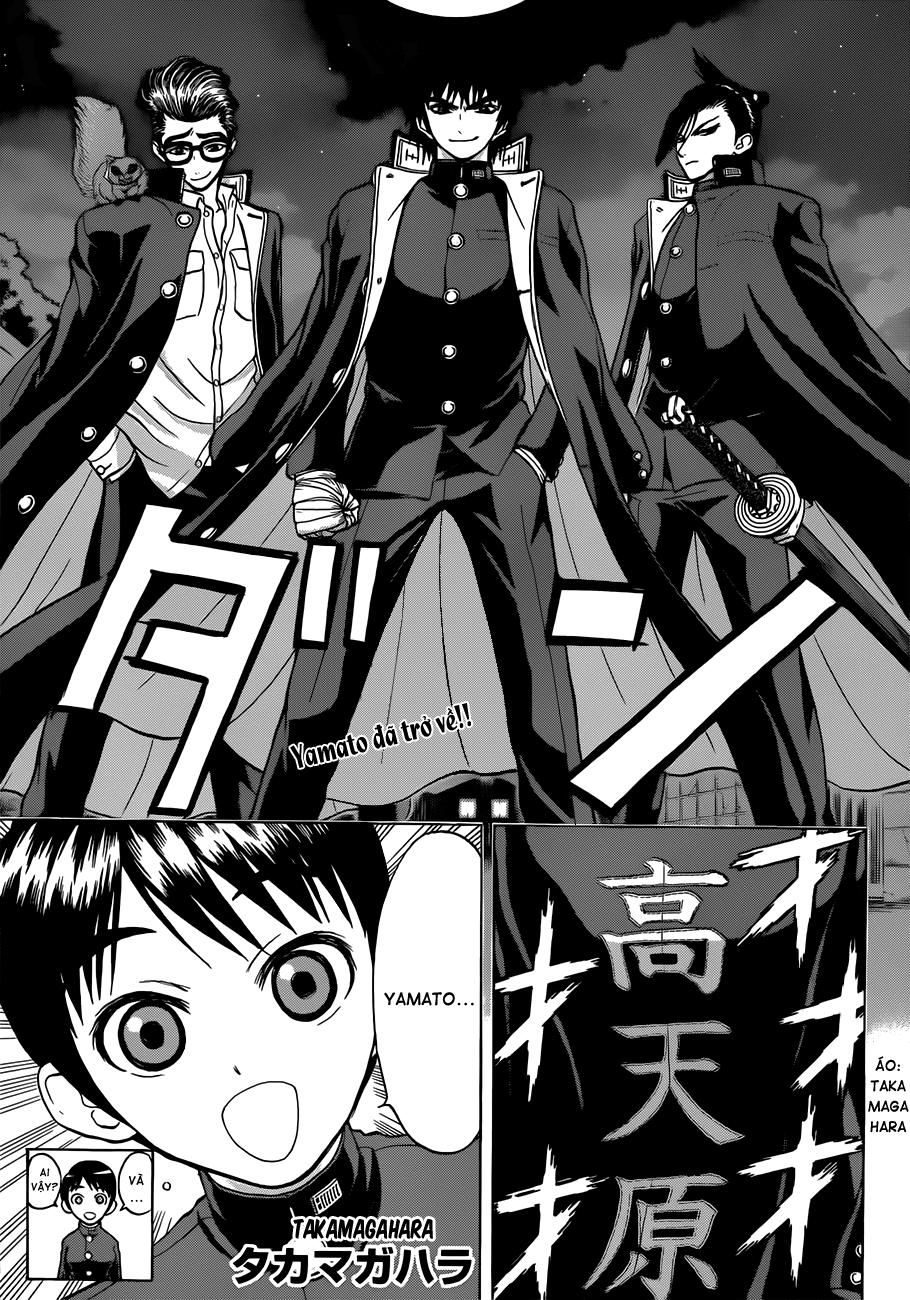 Takamagahara chap 17 Trang 2 - Mangak.info