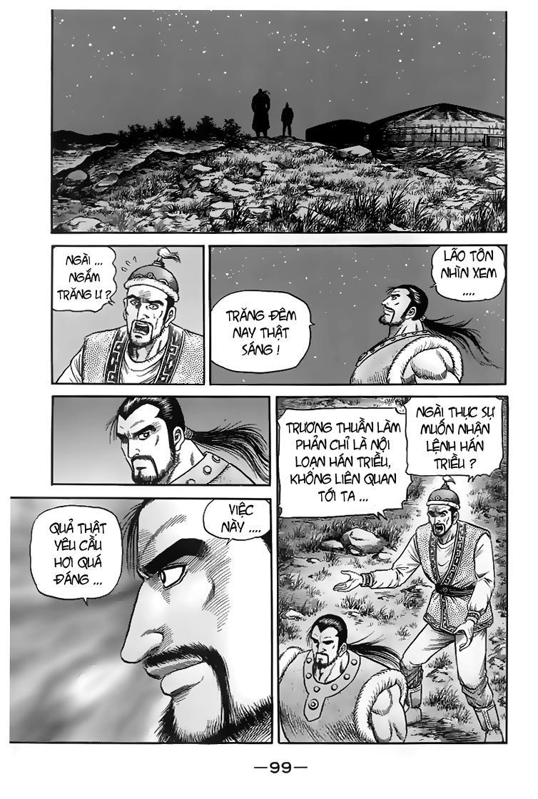 Chú Bé Rồng - Ryuuroden chap 115 - Trang 15