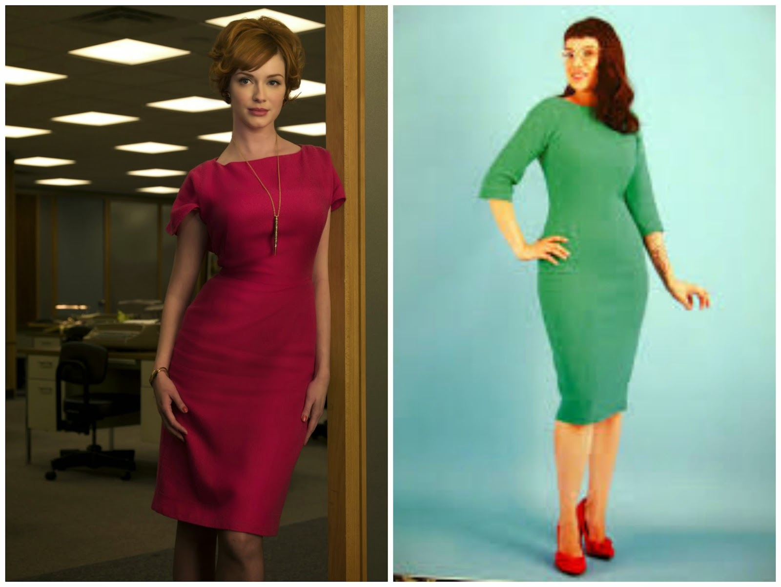 My Sewing Suite: Mad Men Challenge 3: Betty Draper