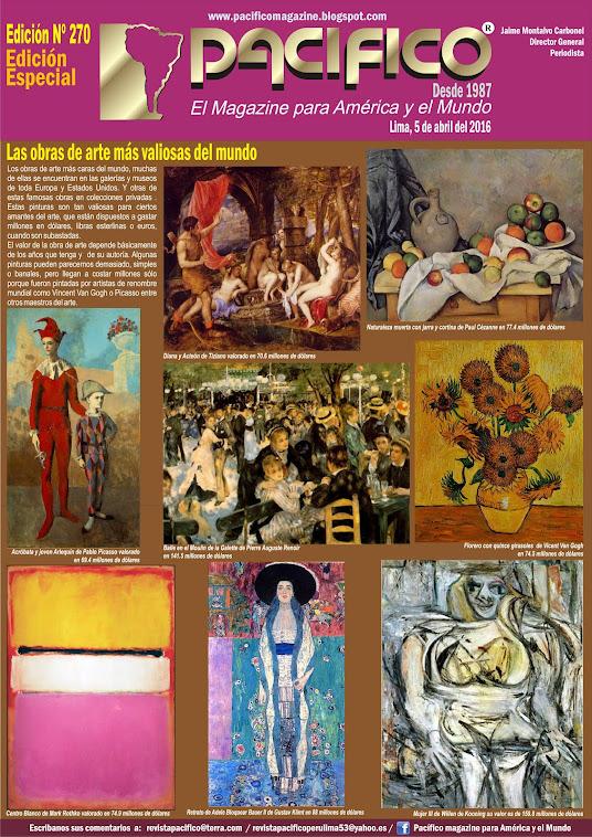 Revista Pacífico Nº 270 Edición Especial